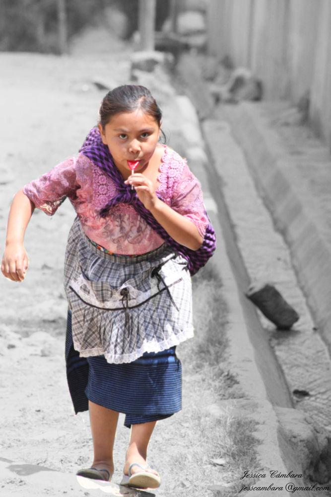 Photo in Random #girl #antigua guatemala