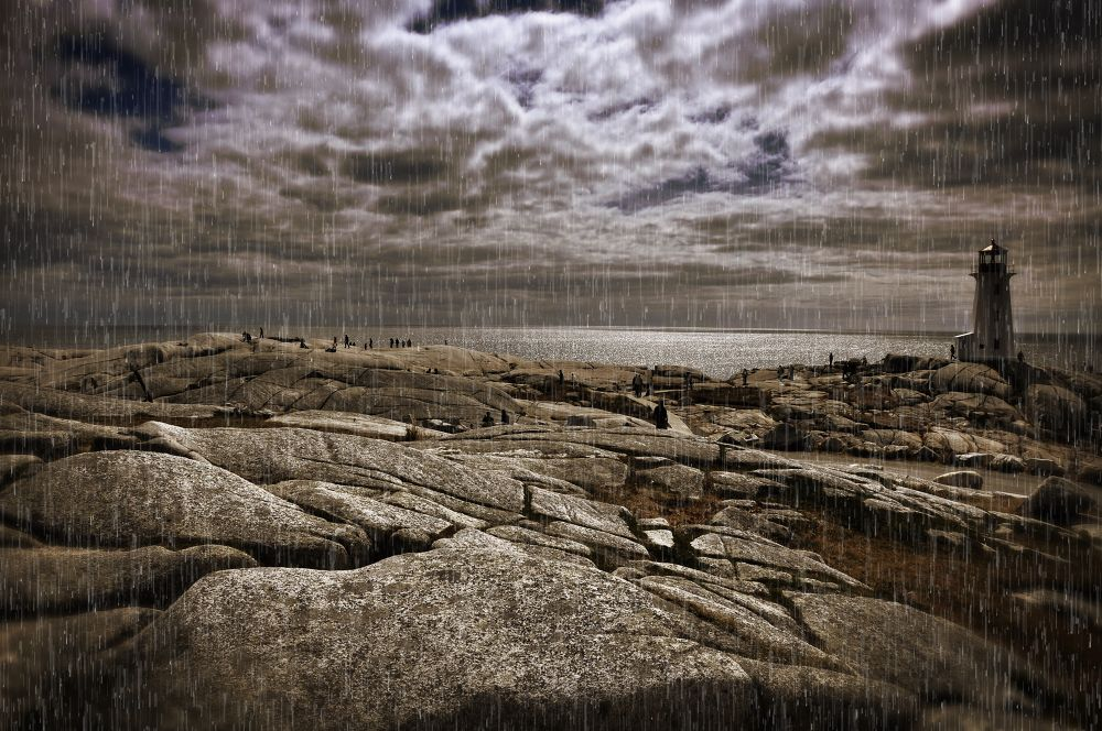Pegy's Cove by paulhamilton969952