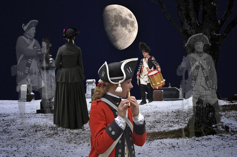 Grave Yard Loyalist Edit by paulhamilton969952