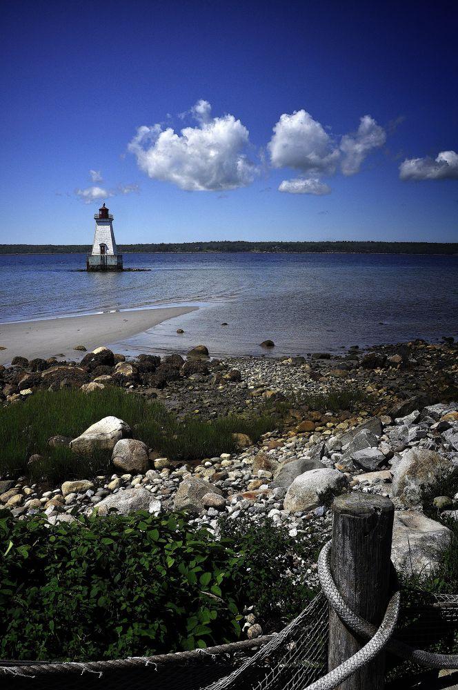 Sandy Point Lighthouse by paulhamilton969952