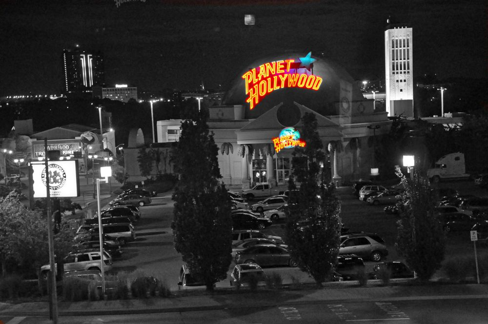 Planet Hollywood by paulhamilton969952