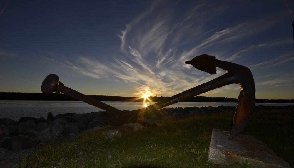 Dock street sunset 2 by paulhamilton969952