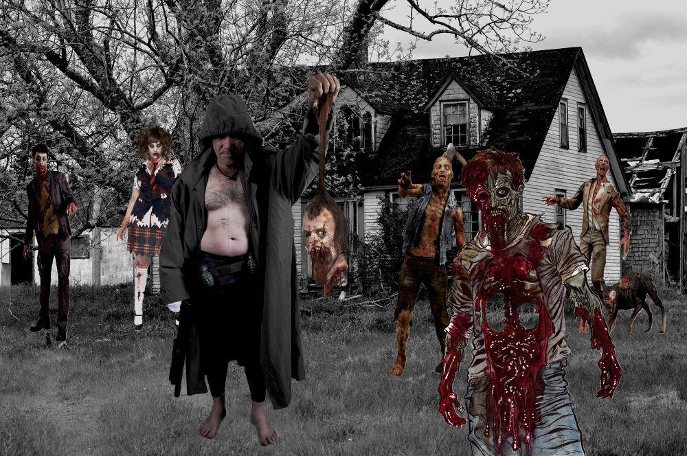 Zombie killer by paulhamilton969952