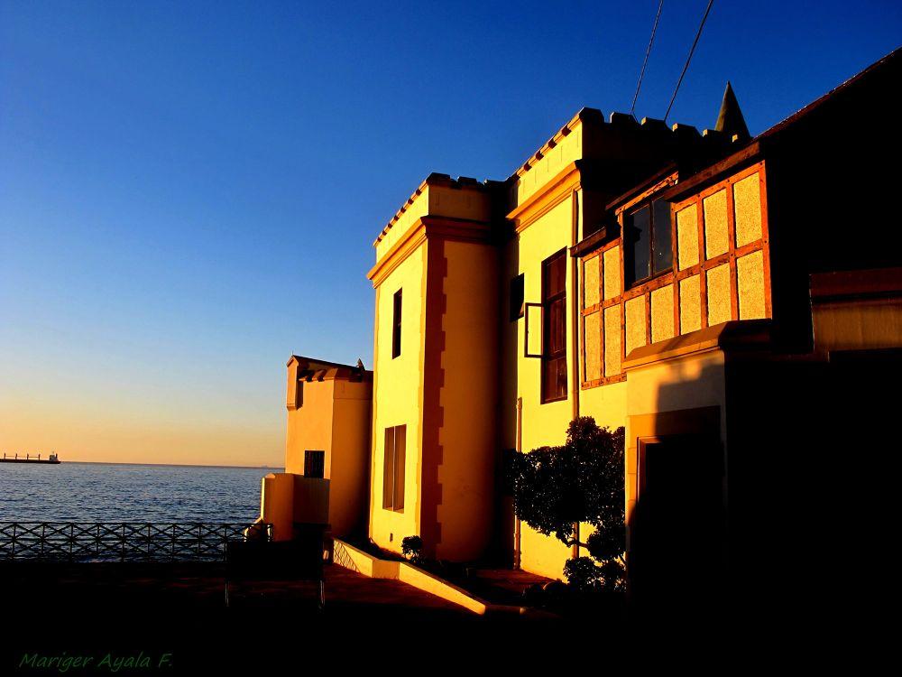 Home sweet home, my castle  :) by marigerayala