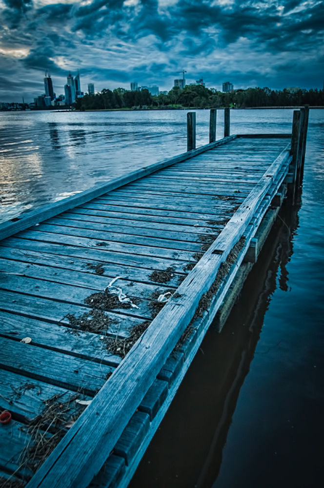 Perth-Jetty by gjkingphotography