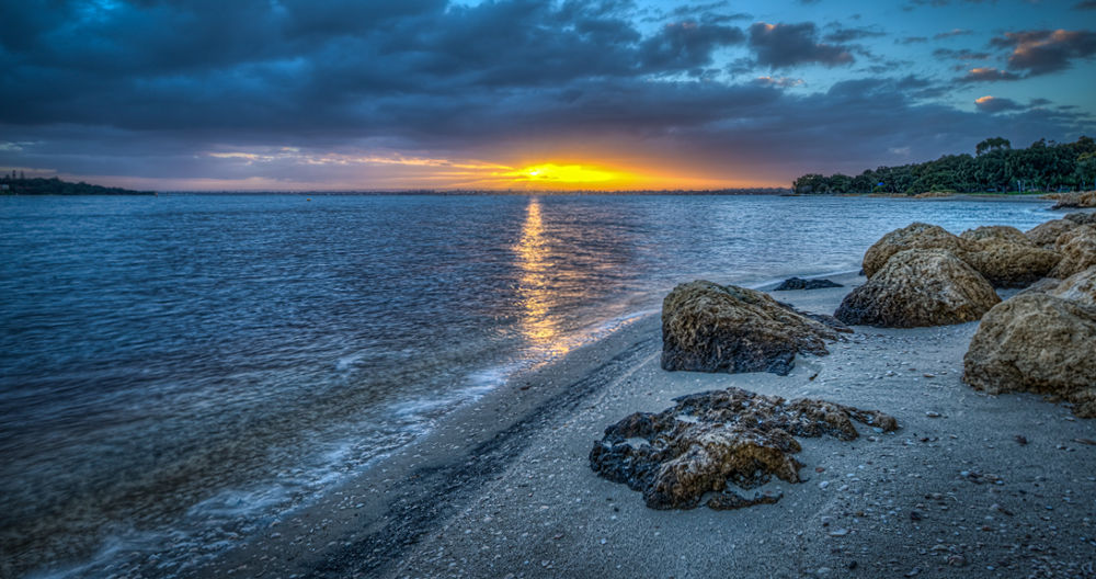 Point Walter Sunrise 26 Sept by gjkingphotography