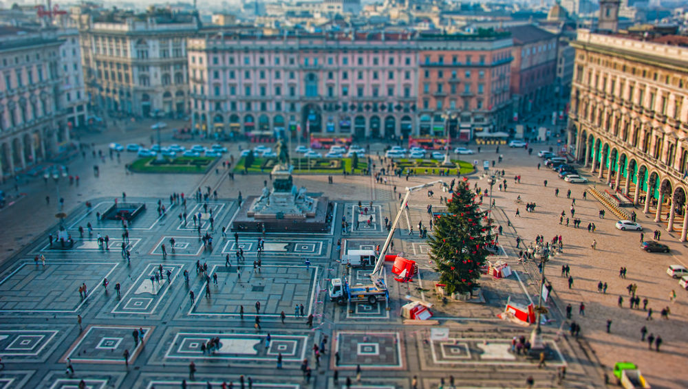 Milan-Miniature by gjkingphotography