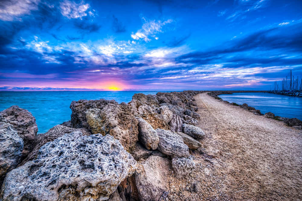South-Beach-Sunset-8 by gjkingphotography
