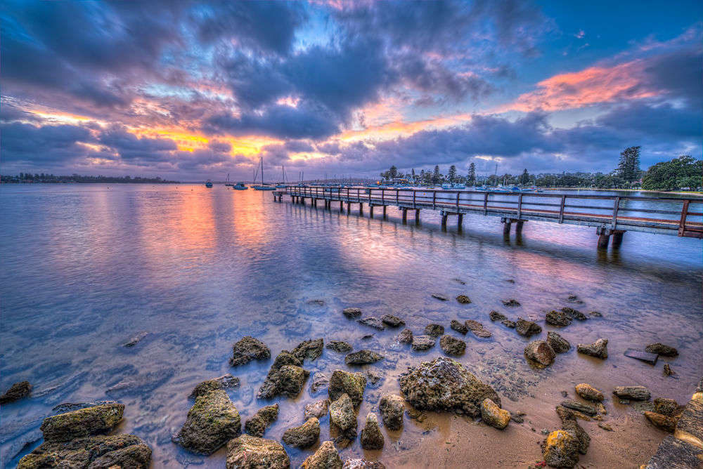 Peppermint-Grove-Sunrise-9 by gjkingphotography