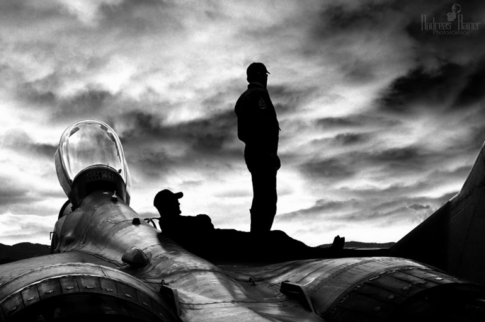 Mig-29---Cilling by Photoscience