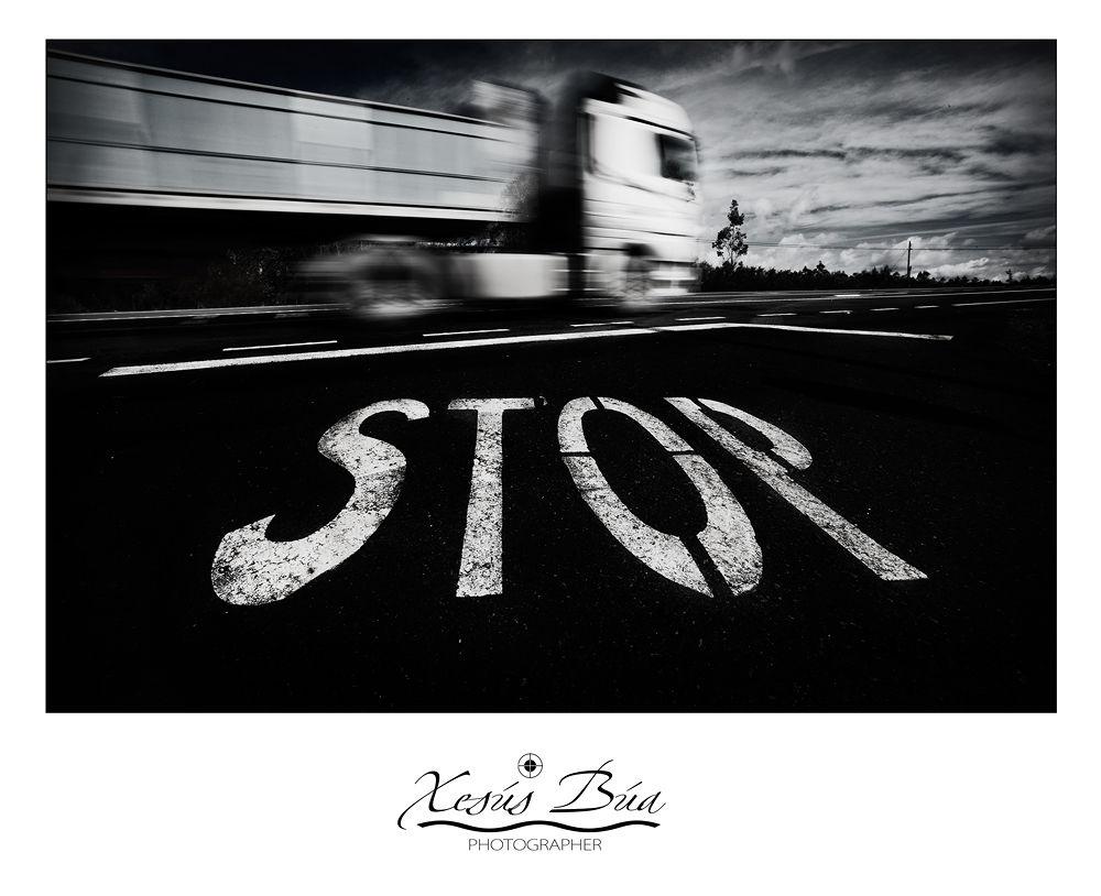 STOP CAMION by xesusbua