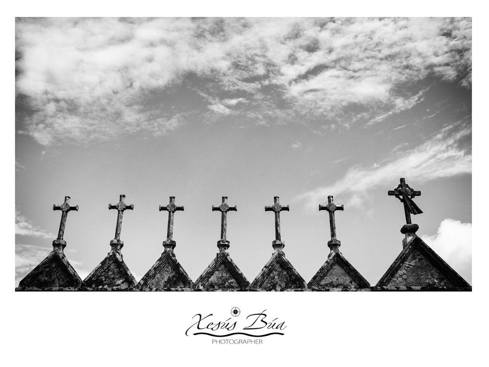 seven cross in november by xesusbua