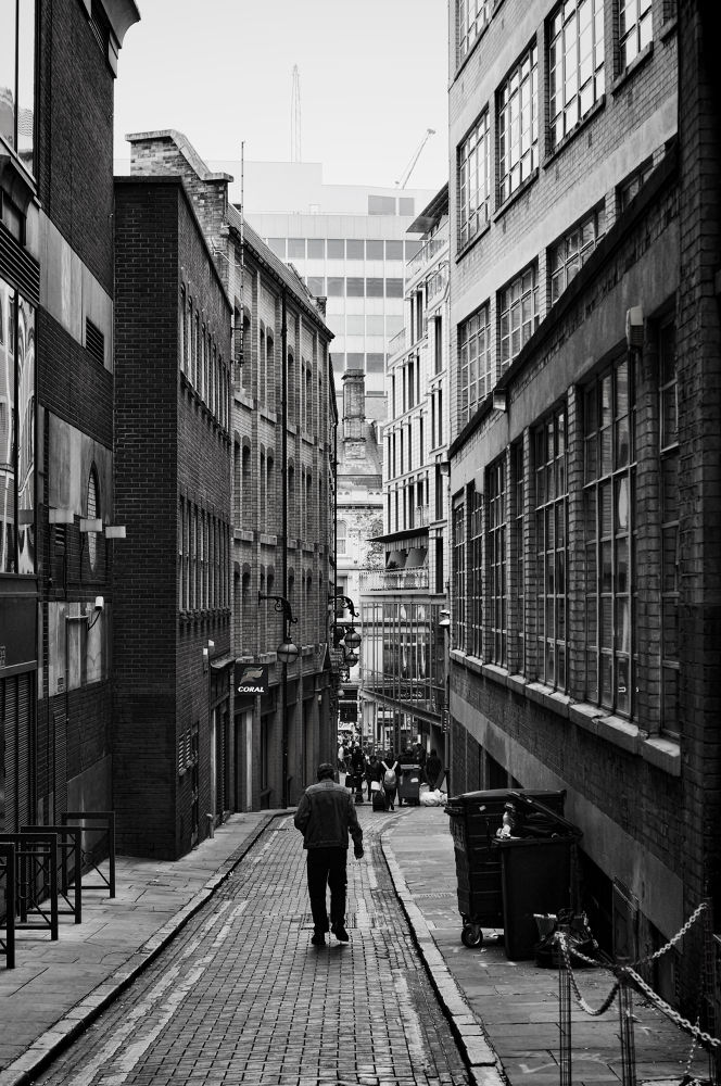 through the streets by benmandefield