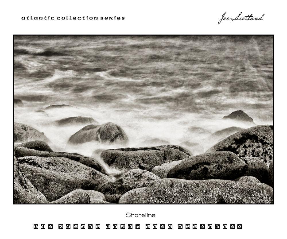 shoreline by joescotlandphotography