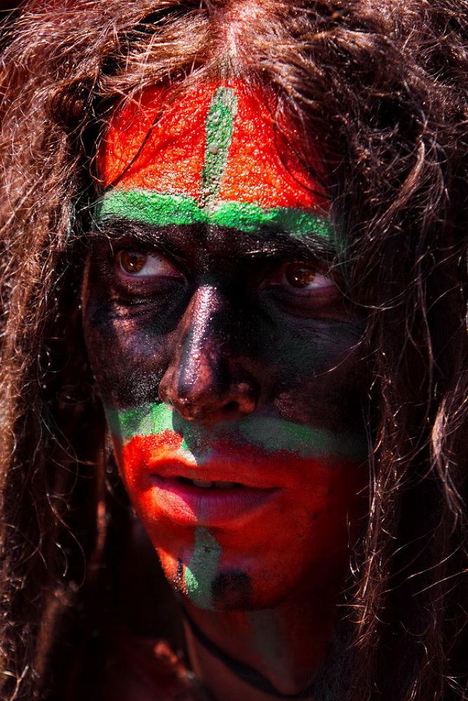 Warrior by joescotlandphotography