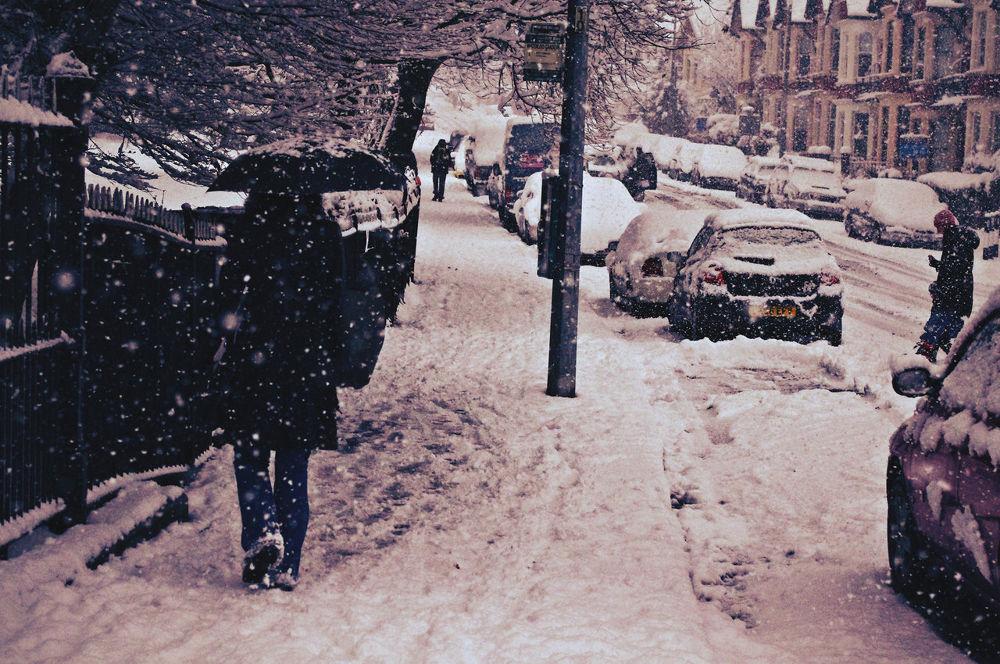 Winter has come by Joshua