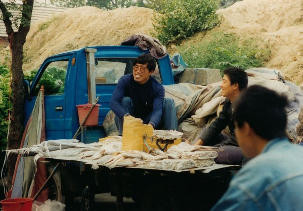 Beijing_Street_Life-1995-107 by Arie Boevé