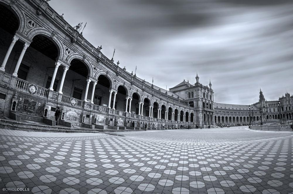 Plaza España by OriolColls