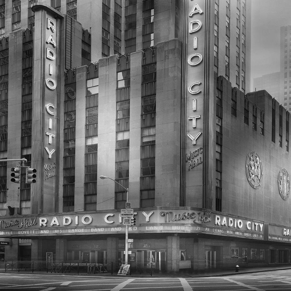 RADIO CITY NEW YORK by jeanmichelberts