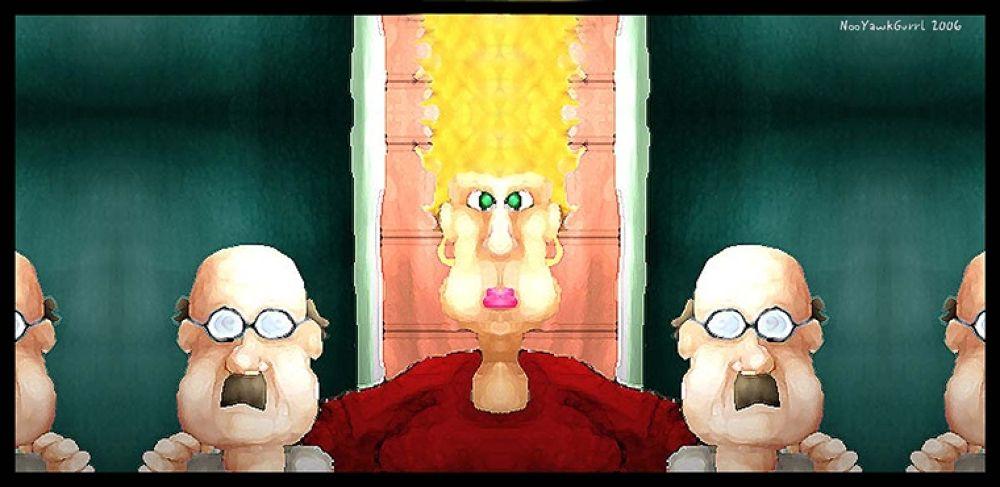 Gertrude_Clones_Harold_by_NooYawkGurrl by nooyawkgurrl