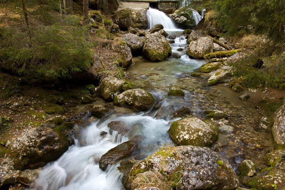 Waterfall by mihaelagrigore