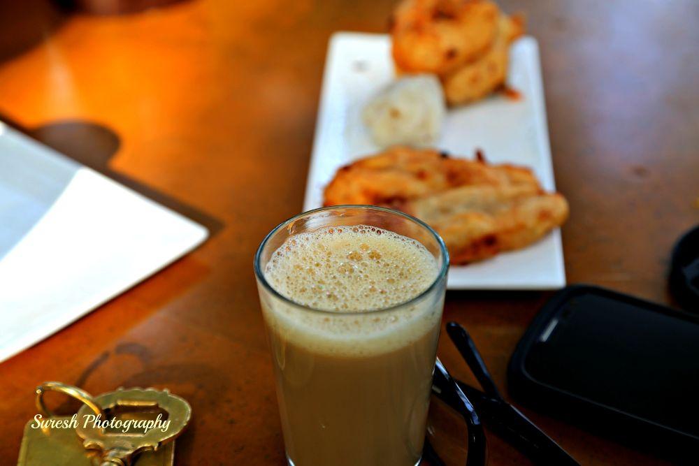 chai ( tea )  by kvsuresh7