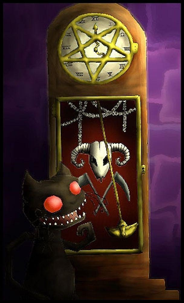 Photo in Random #clock #(original #artwork #cm #gleeson) #grandfather