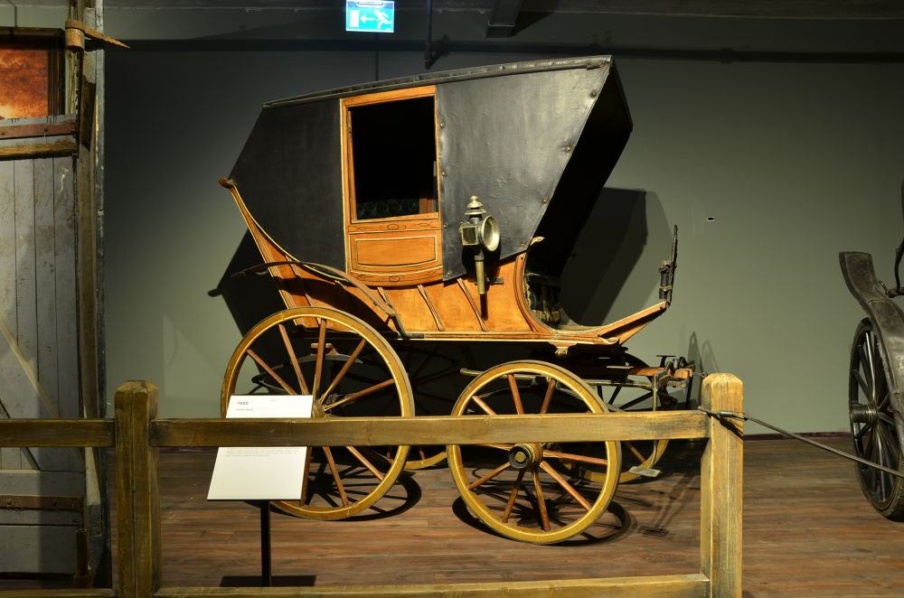 Louwman Museum by lukasz walendowski