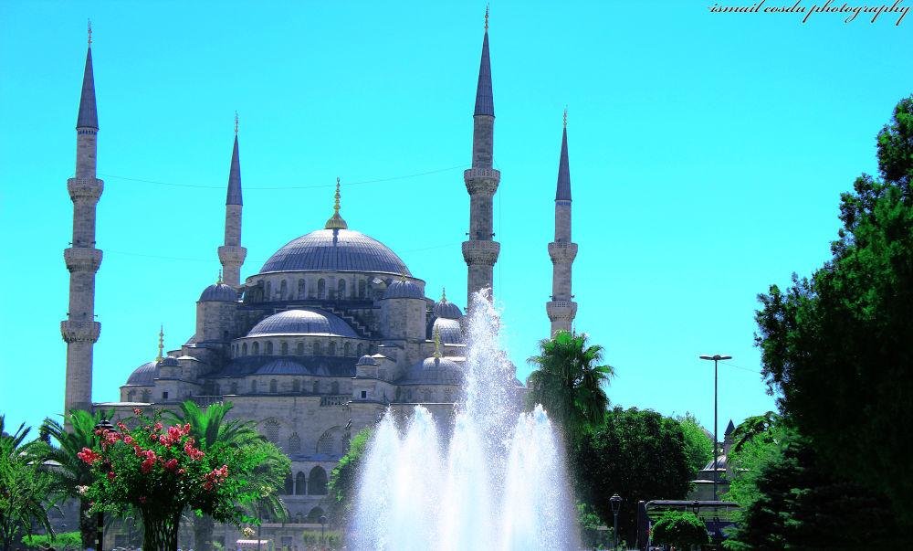 sultan ahmet mosque// İstanbul/TURKEY by DaMiENnnn