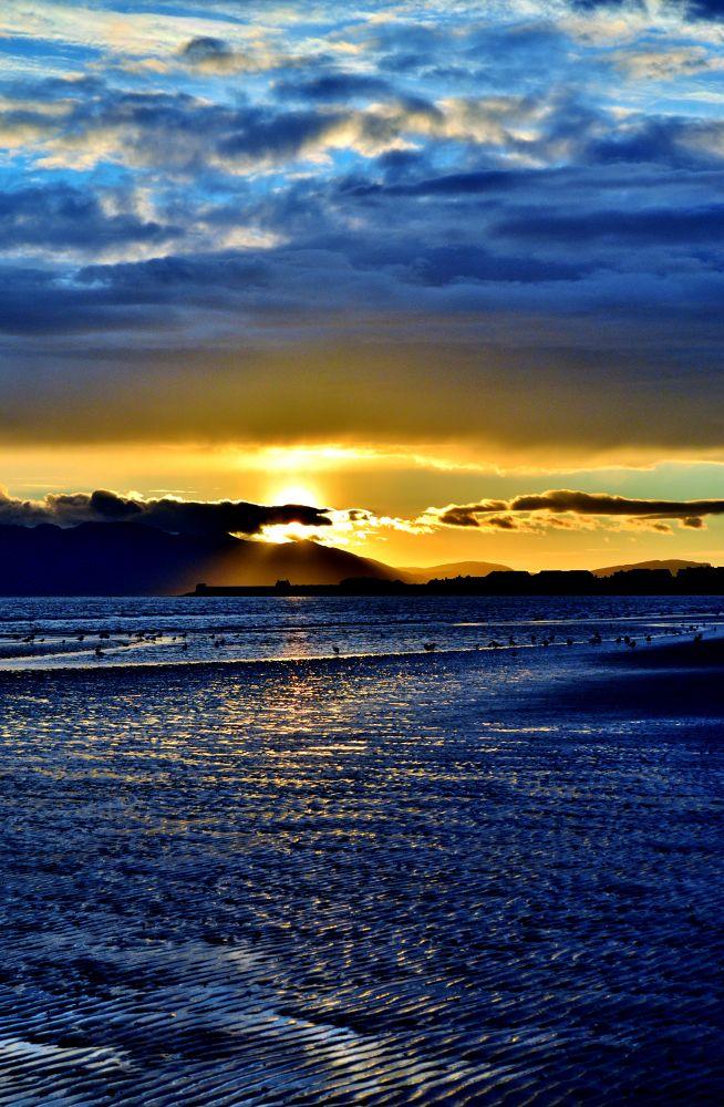 Arran, stevenston, saltcoats Scotland  by Coco Grey Photography