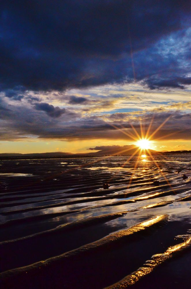 Arran Sunset  by Coco Grey Photography
