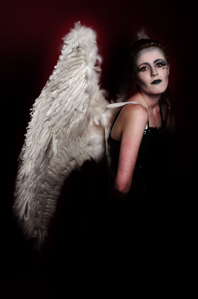 Angel of the dark! by Coco Grey Photography