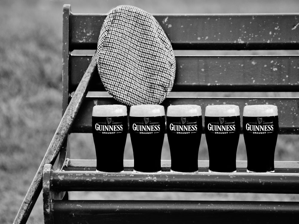 Pint of guinness anyone?? by Coco Grey Photography
