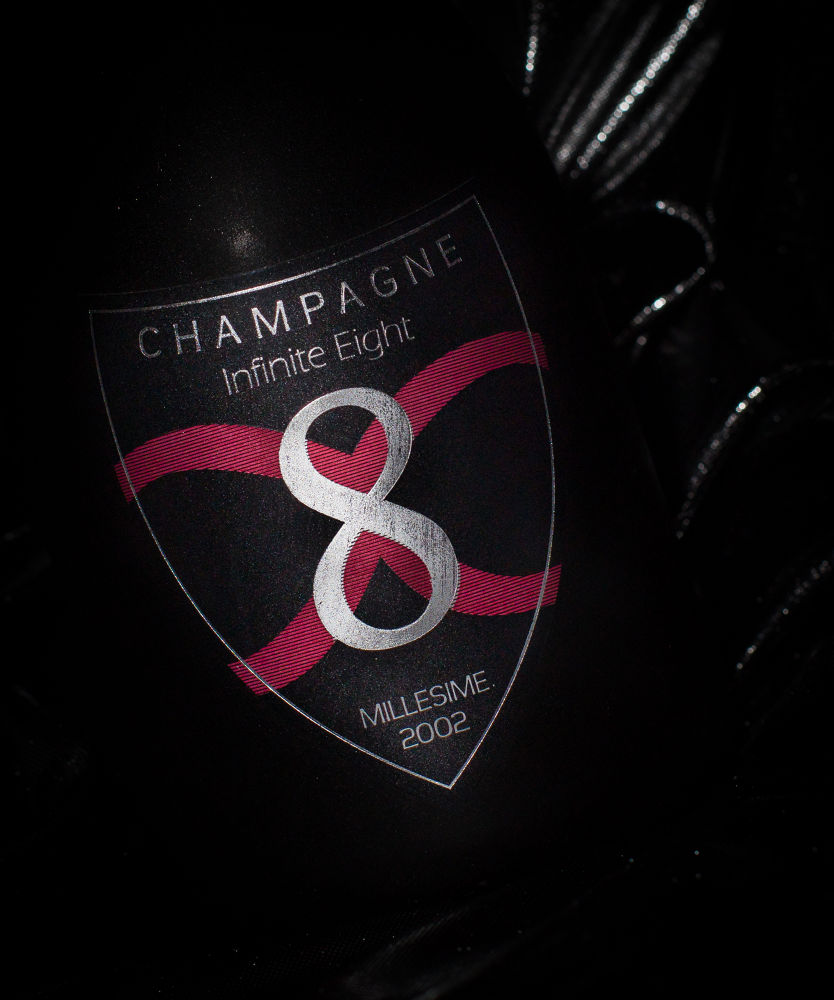 Infinite Eight Champagne by Tostaky