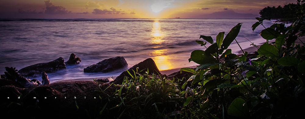 Sunrise by EdMarthin