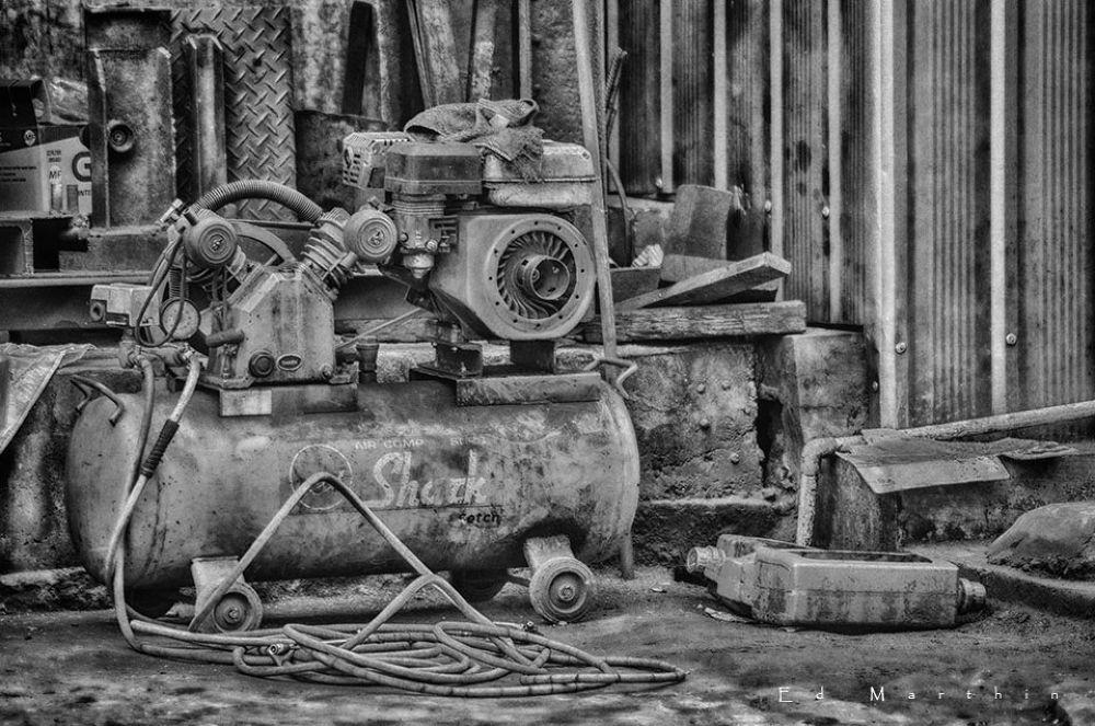 Compressor by EdMarthin