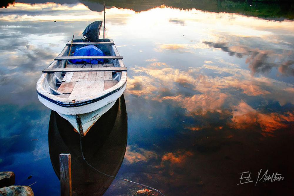boat 1 by EdMarthin
