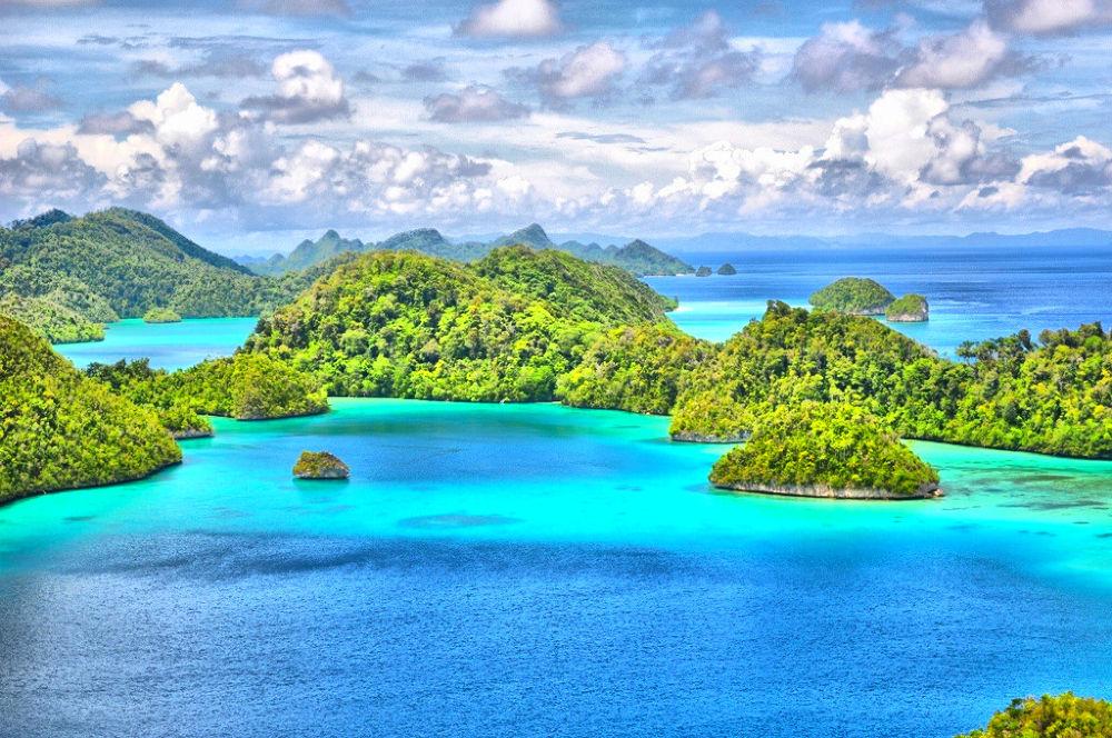 WAYAG ISLAND - RAJA AMPAT - WEST PAPUA by Chanry Andrew