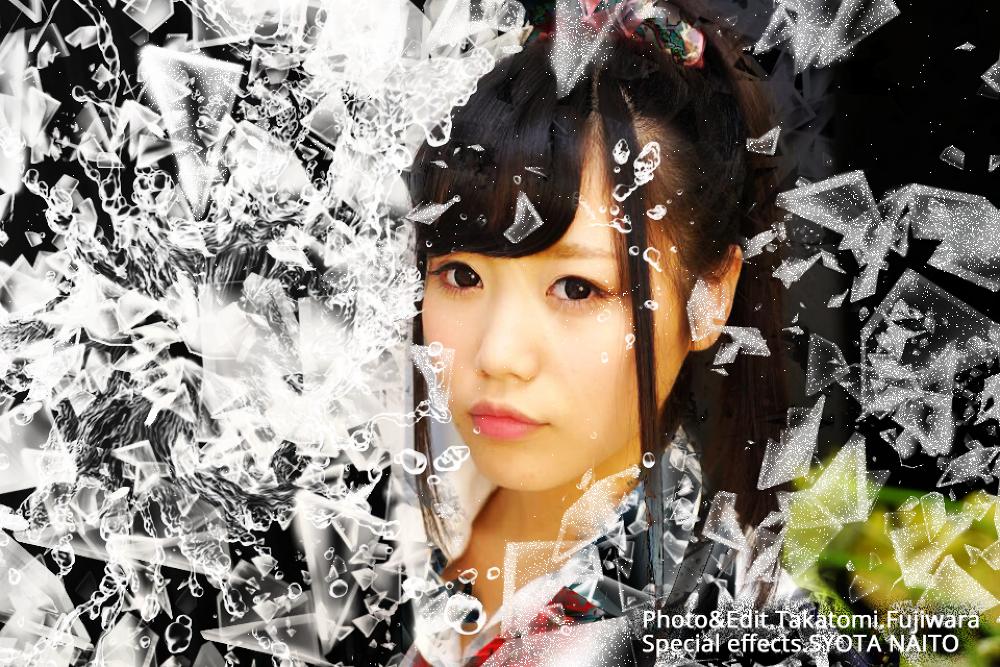 Crystal Season  Photo&Edit.Takatomi.Fujiwara  Special effects.SYOTA NAITO by naitosyota