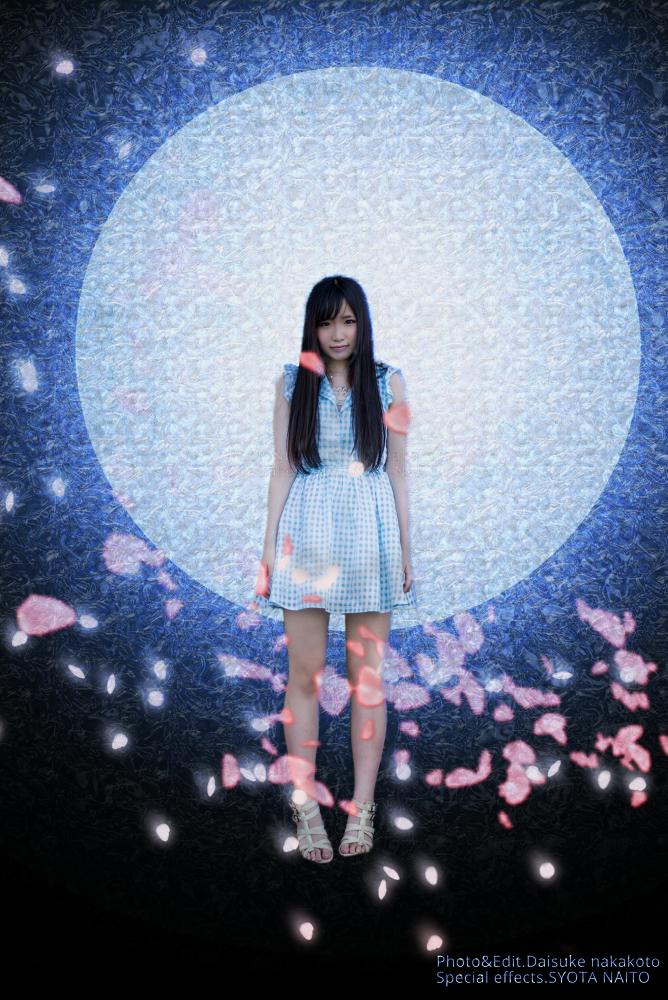 「月の雫」 (Moonlight Crystal Drop) by naitosyota