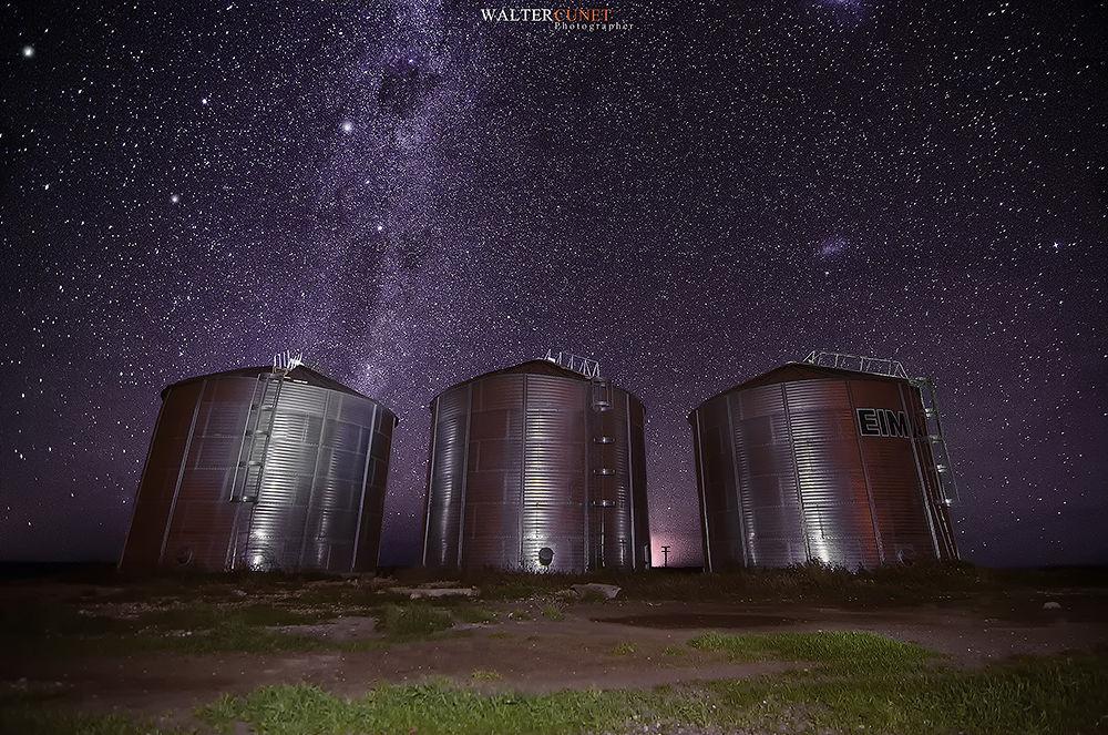 Bajo las Estrellas by WalterCunet