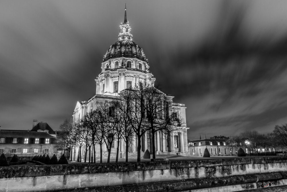 Les Invalides by ericfd3