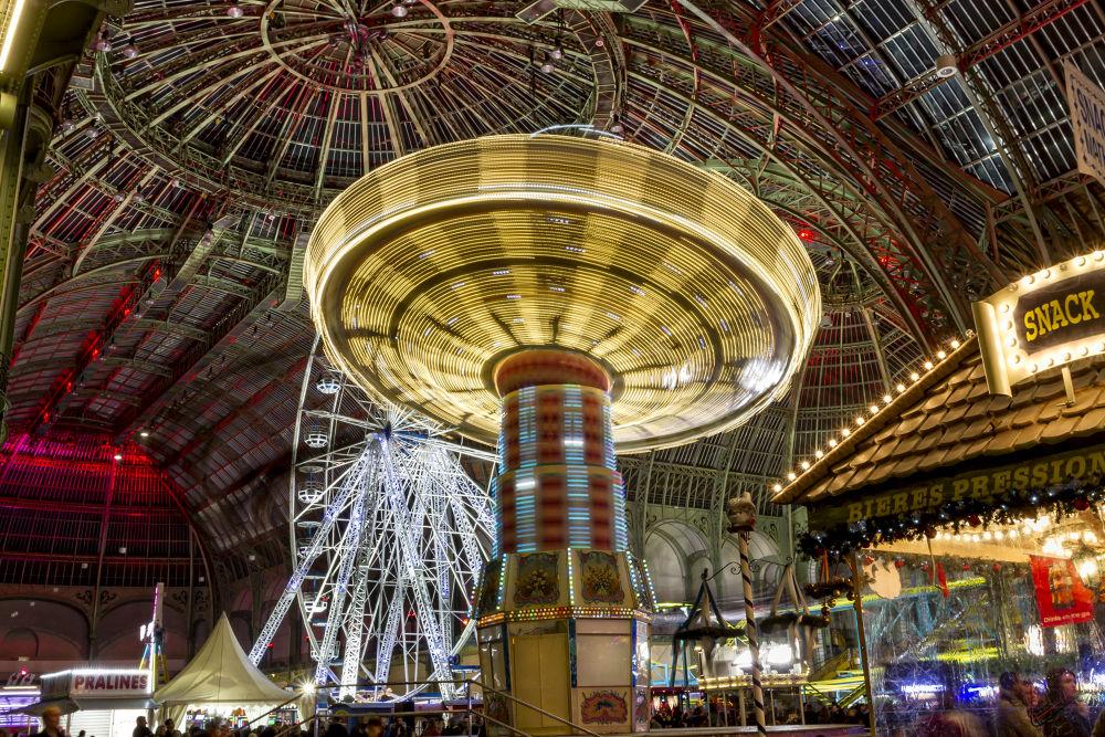 Paris et Grand Palais by ericfd3