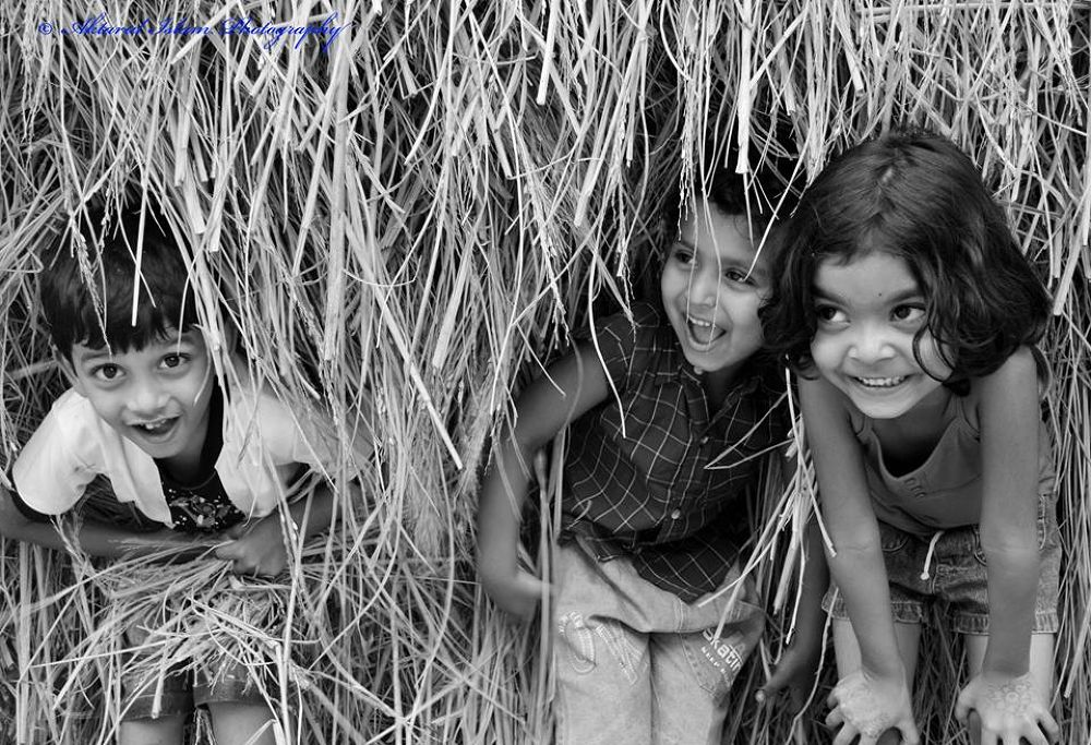 Childhood... by Aktarul Islam