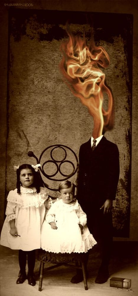 Photo in Random #(original #artwork #cm #gleeson) #hot #headed