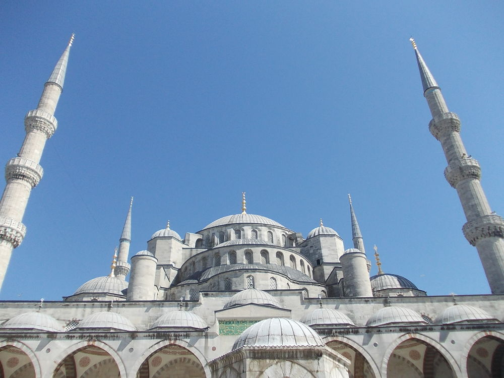 Istanbul by Bochkareva Tatiana