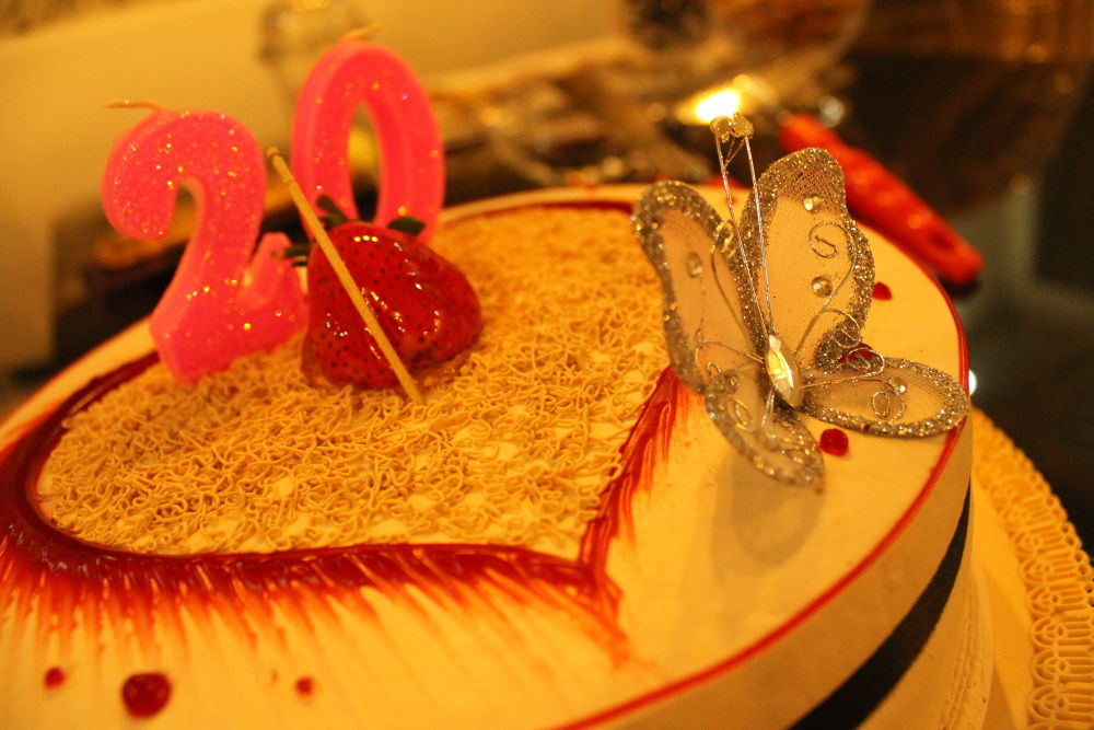 birthday cake ©َAlireza Sharifi Niknafs by alireza sharifi