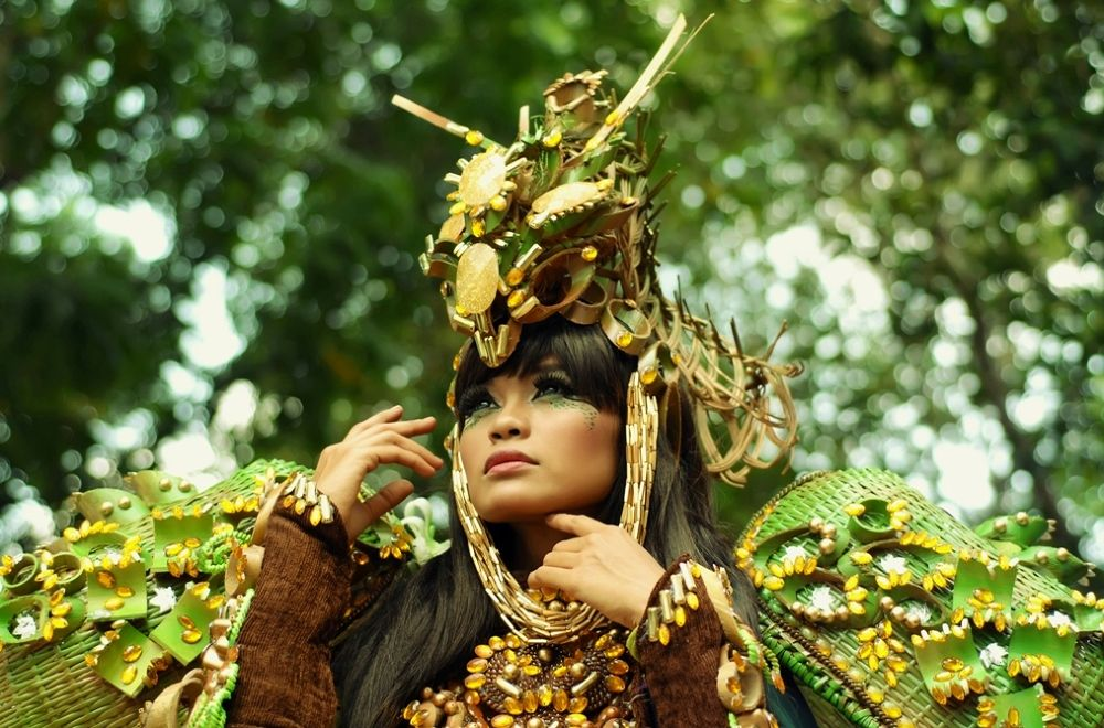 Green Natural Concept by arieazdhana