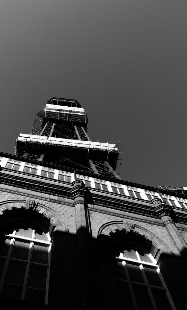 Blackpool Tower by gregoir de tuit