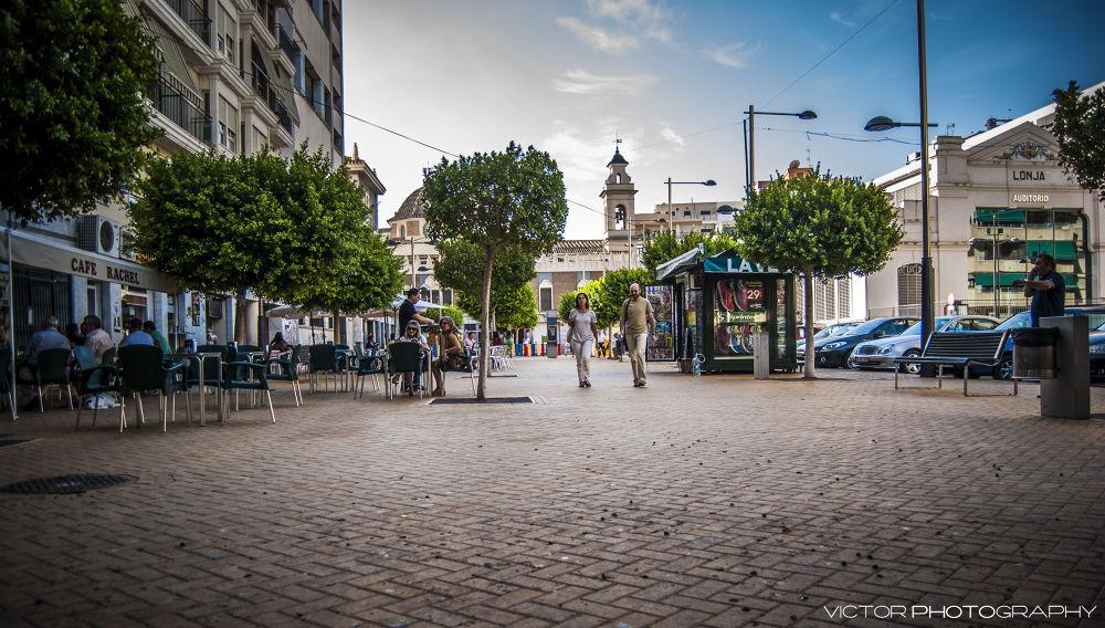 Photo in Cityscape #alicante #orihuela #nikon #d3000